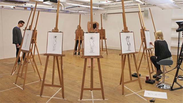 Life Drawing Course 1