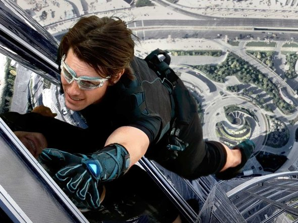 """1. """"Mission: Impossible - Ghost Protocol"""" (2011): 694.7 million"""