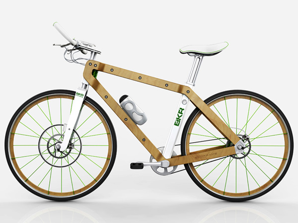 BKR Woody Bike 1