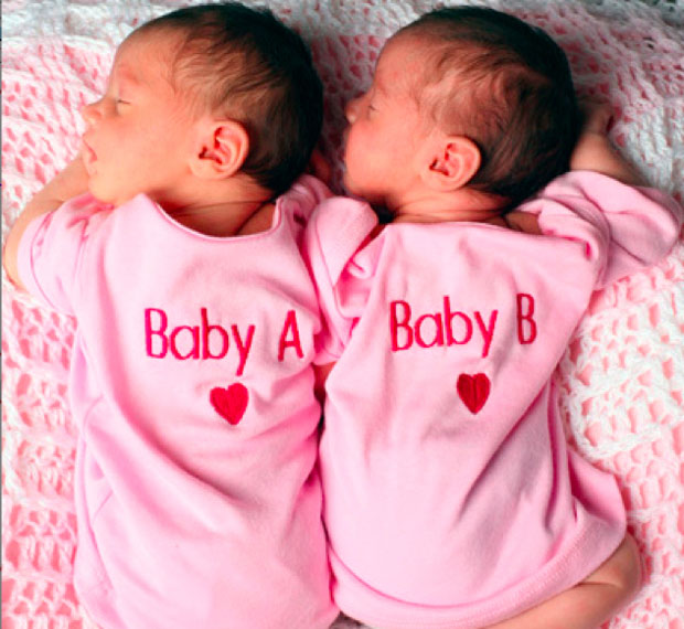Twins Give Birth To Twins