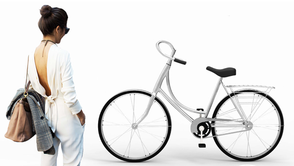 Fluxa Women's Bicycle 2