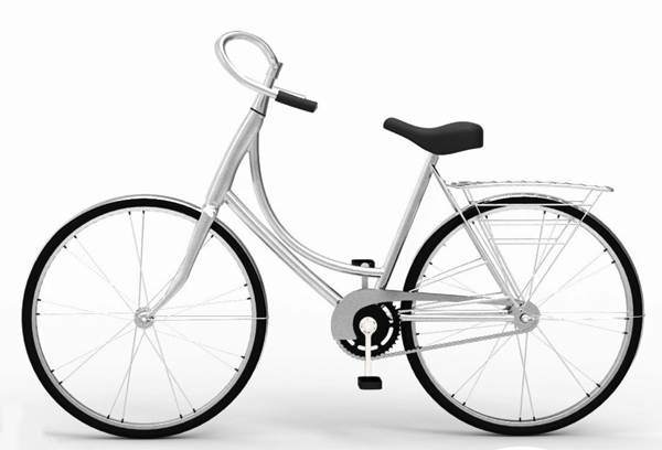 Fluxa Women's Bicycle 4