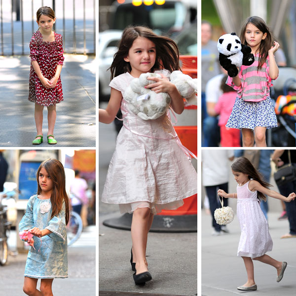 suri cruise cutest looks
