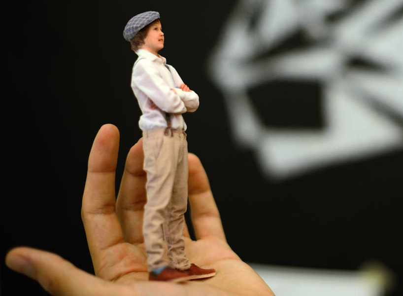 3D Printed Portrait Figurines 2