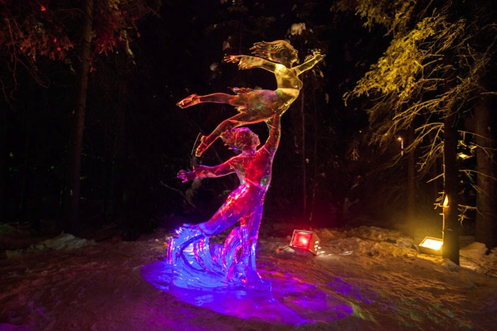 Ice Sculptures 10