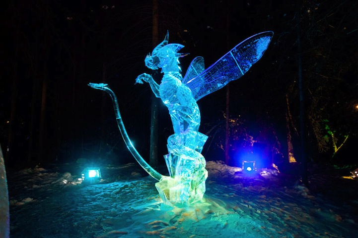 Ice Sculptures 16