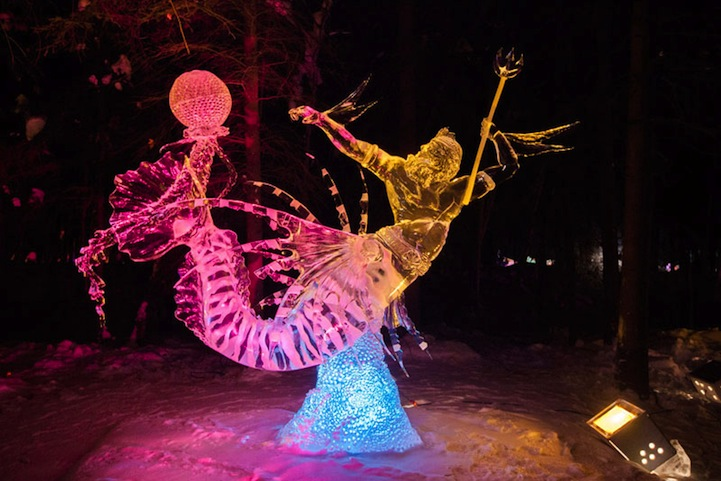 Ice Sculptures 2
