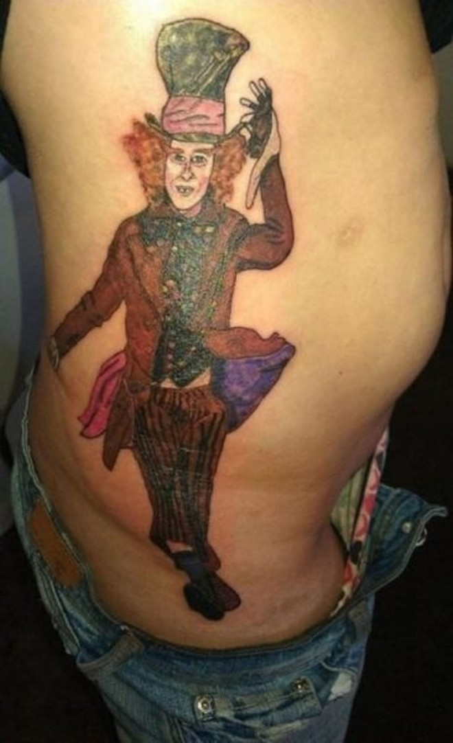 20 worst tattoos of celebrity faces