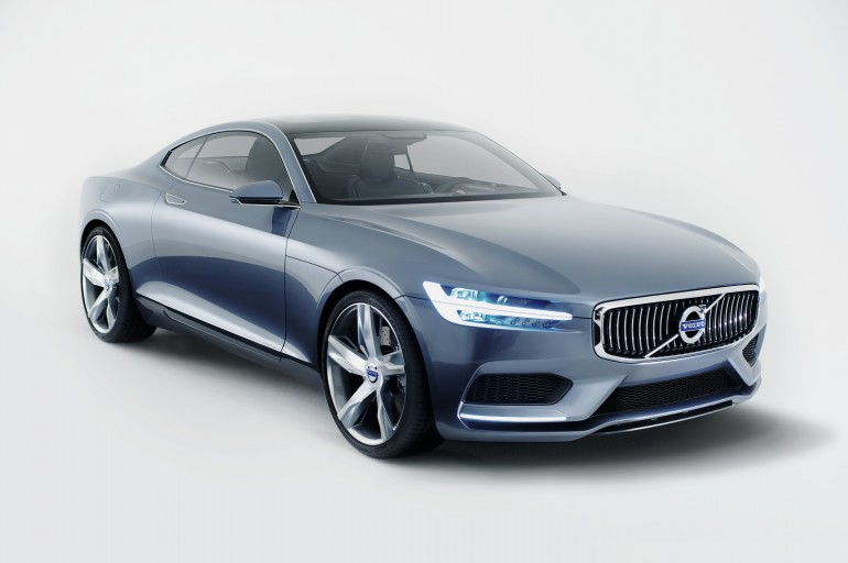Volvo Coupe Concept Design 1