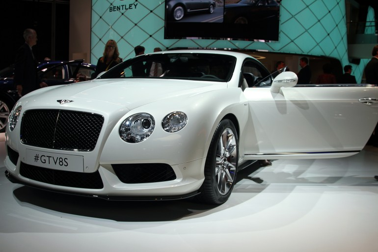 Continental GT V8 S 8