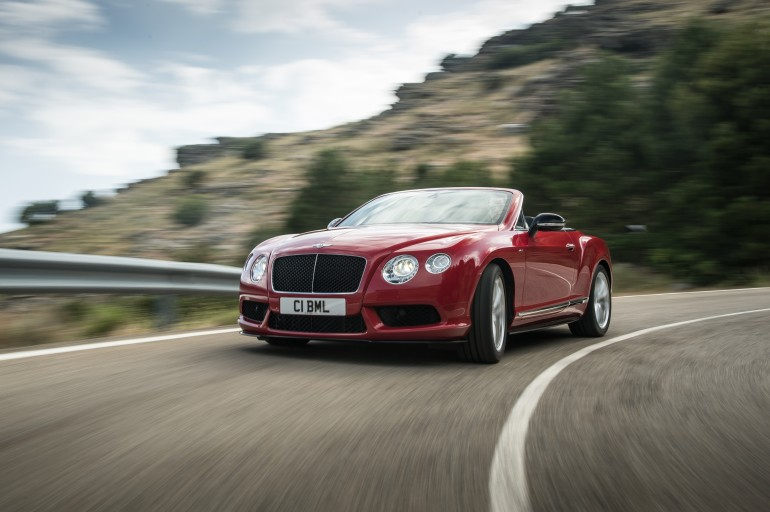 Continental GT V8 S 9