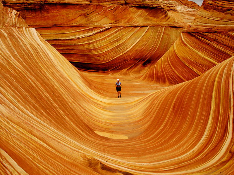 The Wave, Arizona, U.S.