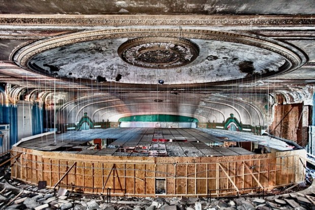 Lawndale Theater, Chicago, USA