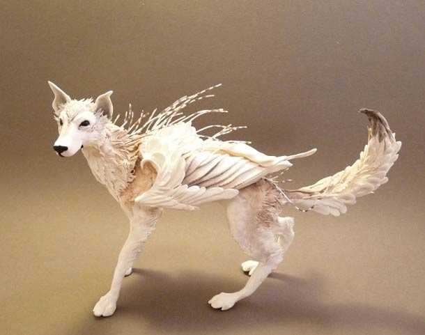Surreal Animal Sculpture 12