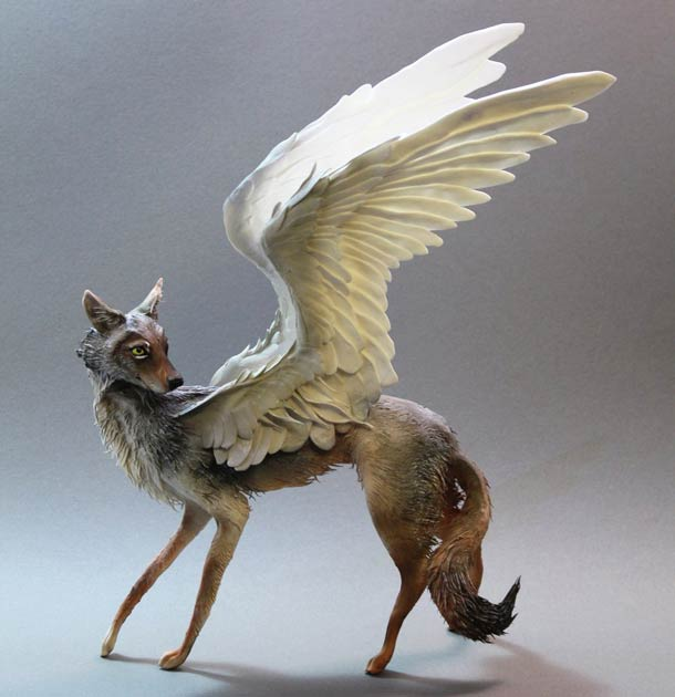 Surreal Animal Sculpture 13