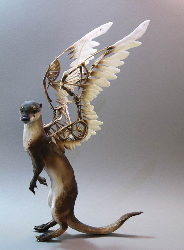 Surreal Animal Sculpture 4