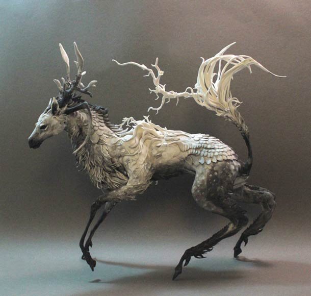 Surreal Animal Sculpture 5