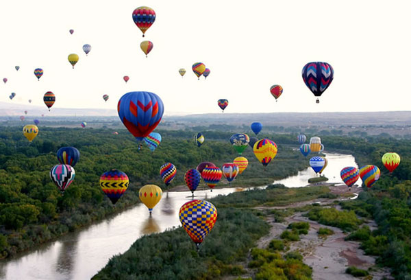 Albuquerque-International-Balloon-Festival