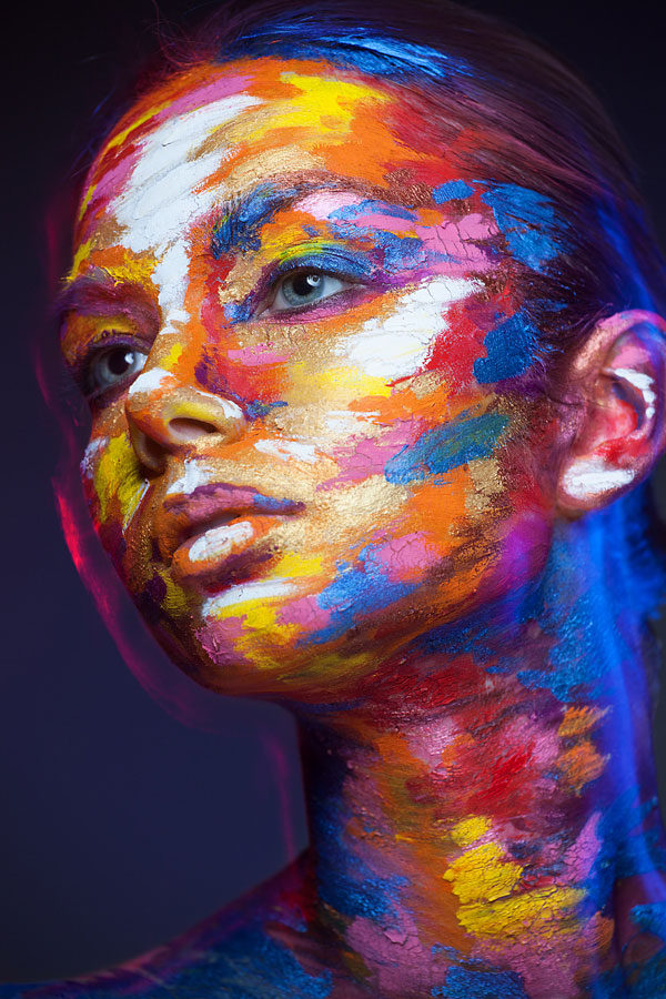 Surreal-Painted-Faces-9