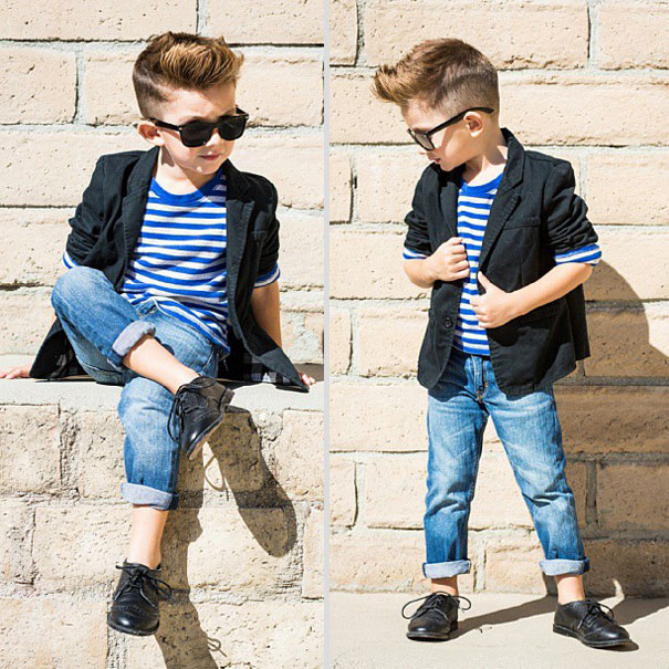 Cute and Stylish Kids 10