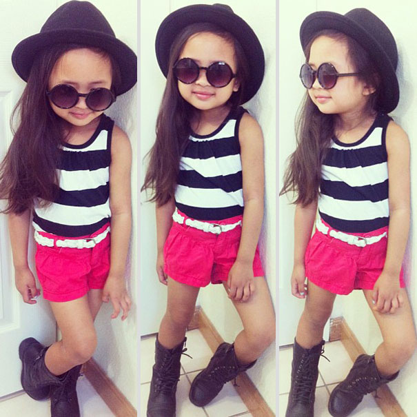 Cute and Stylish Kids 13