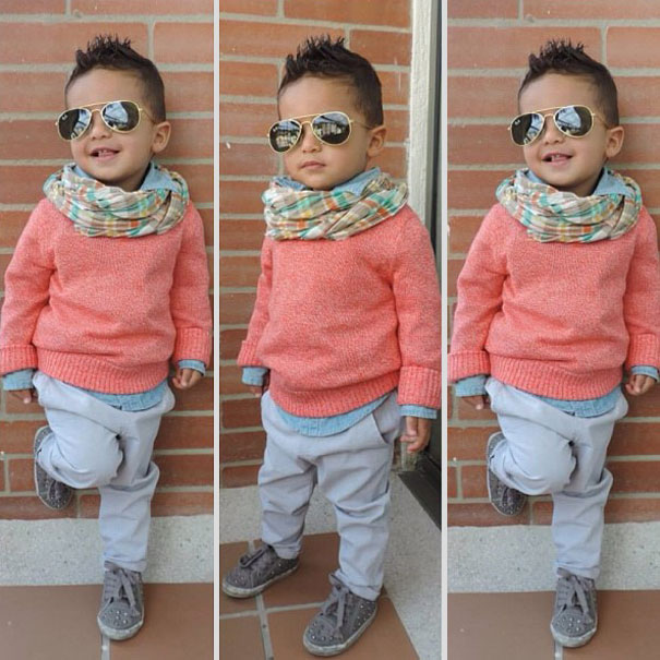 Cute and Stylish Kids 14