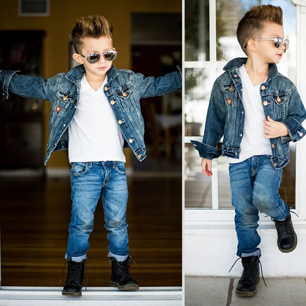 Cute and Stylish Kids 15
