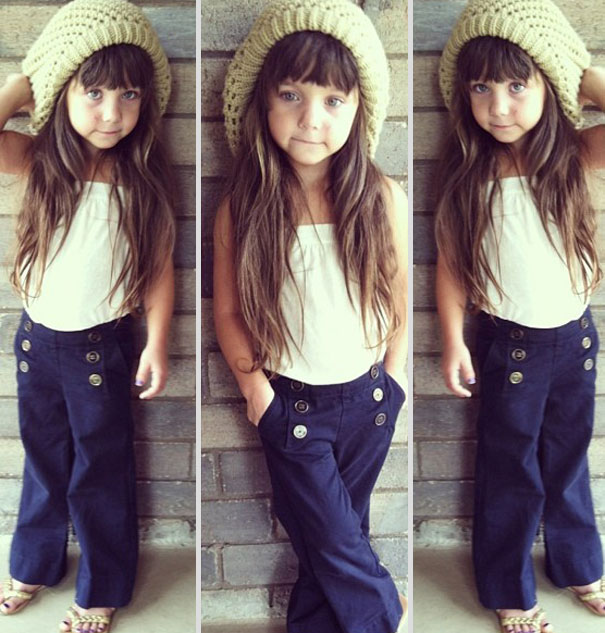 Cute and Stylish Kids 16