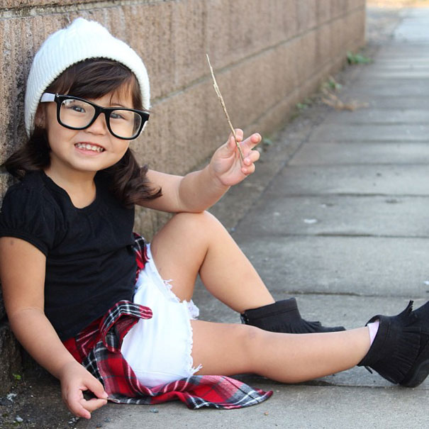 Cute and Stylish Kids 17