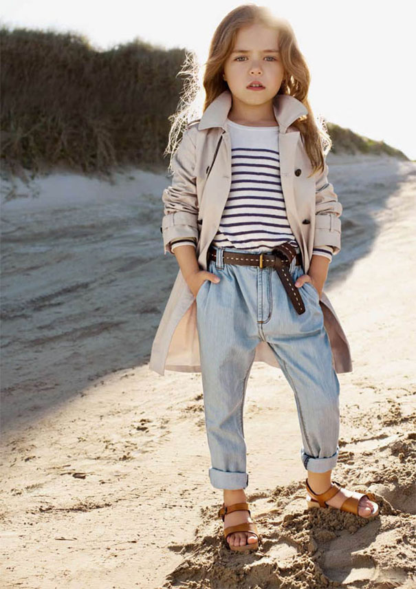 Cute and Stylish Kids 20