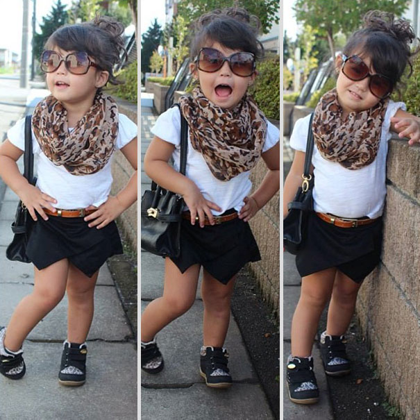 Cute and Stylish Kids 21