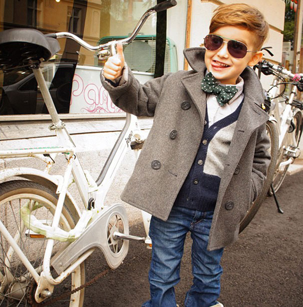 Cute and Stylish Kids 22