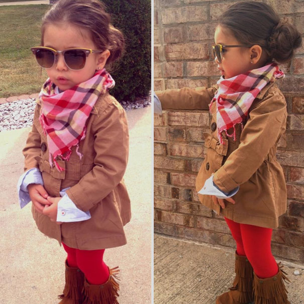 Cute and Stylish Kids 23