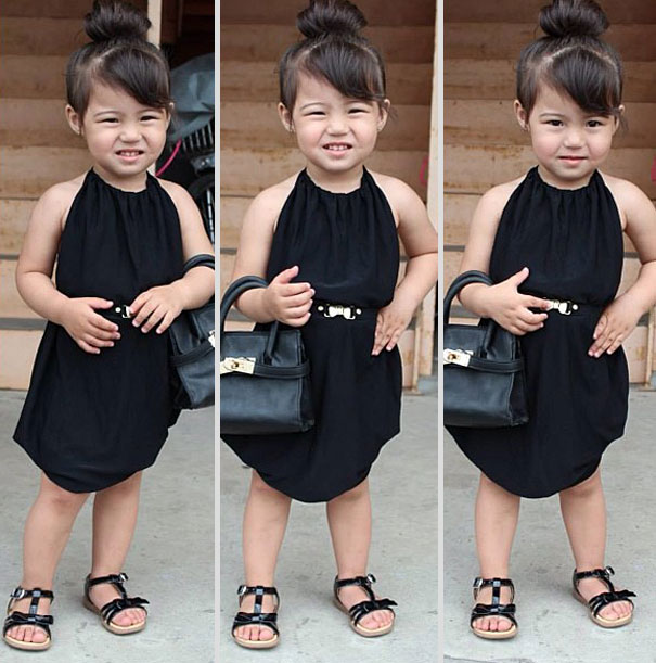 Cute and Stylish Kids 25