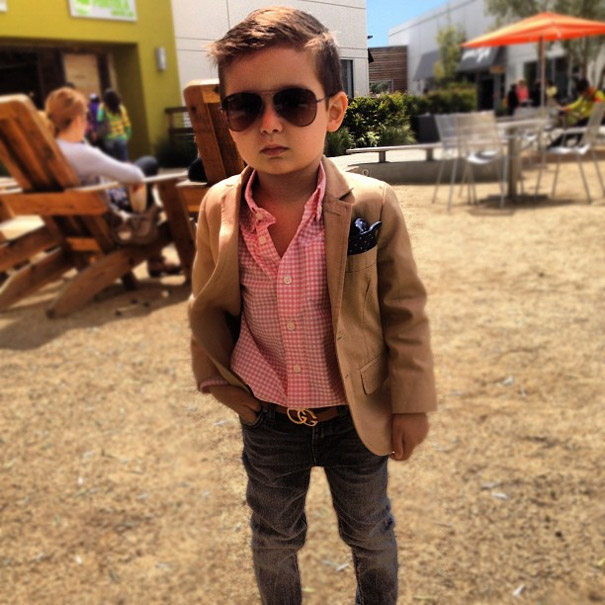 Cute and Stylish Kids 26