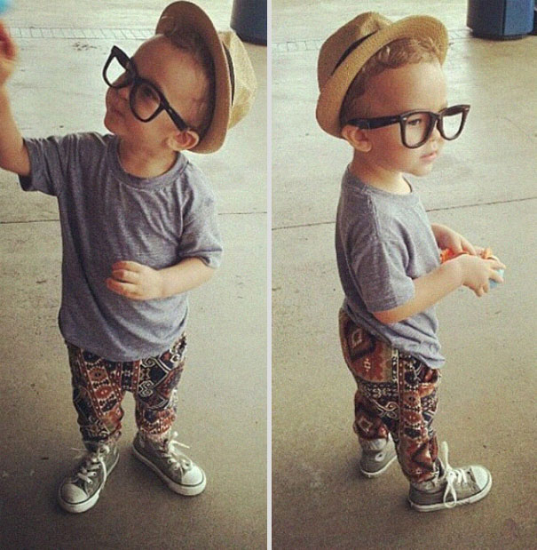Cute and Stylish Kids 27