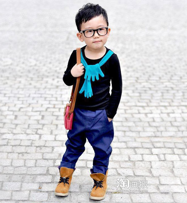 Cute and Stylish Kids 29