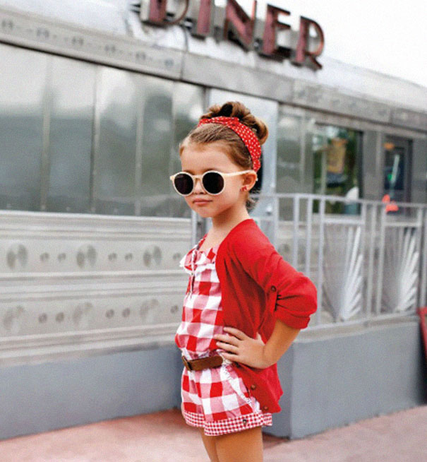 Cute and Stylish Kids 30