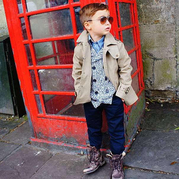 Cute and Stylish Kids 4