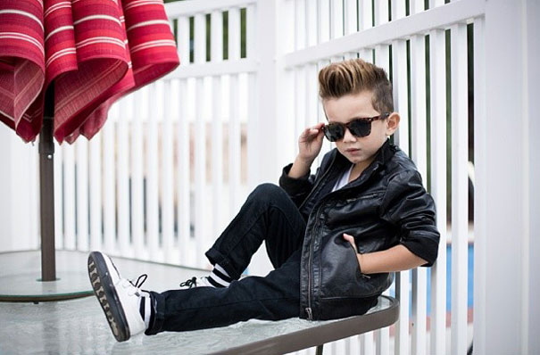 Cute and Stylish Kids 8