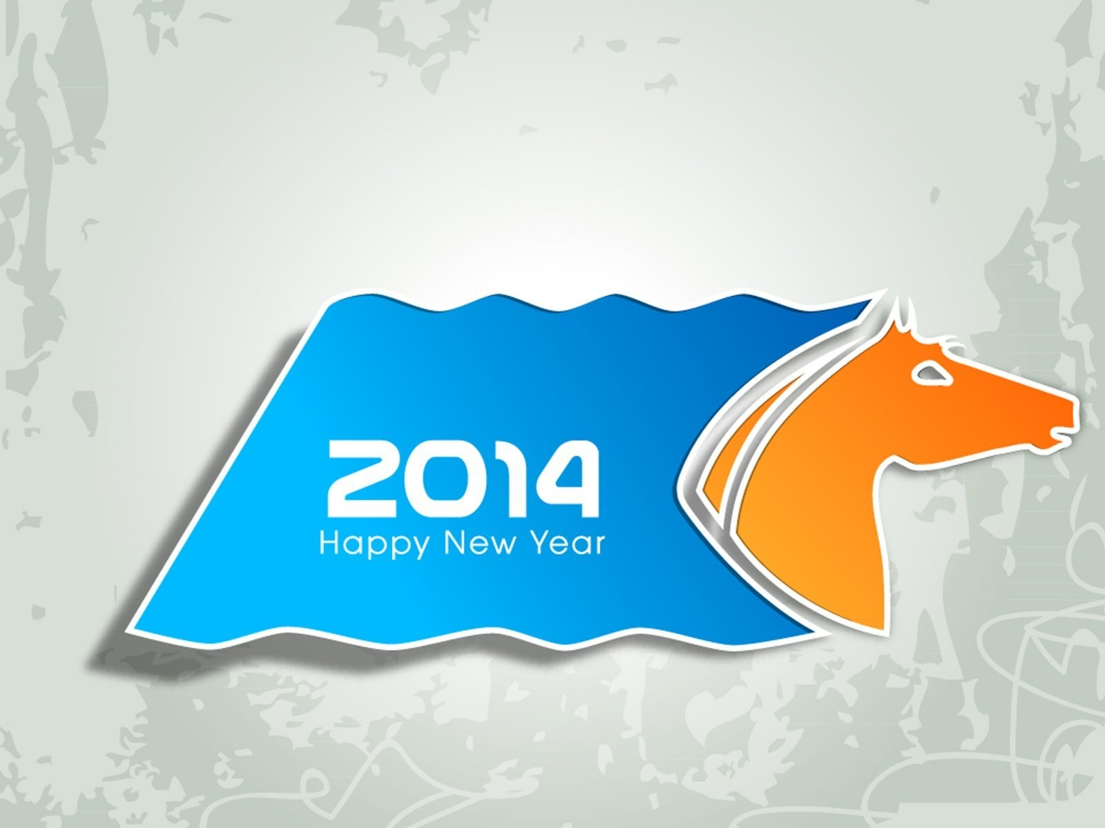 Happy New Year 2014 Wallpaper-1600x1200
