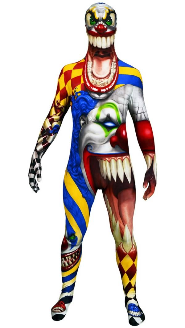 Clown Skin Suit