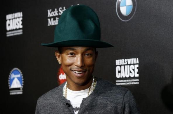 Pharrell Williams hats 4