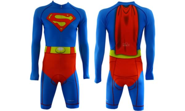 Superman Skin Suit