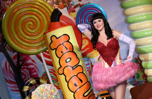 A-wax-figure-of-Katy-Perry