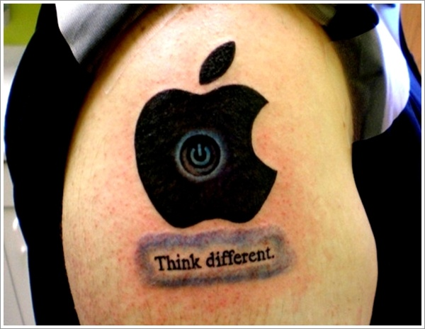 Apple Tattoo Designs 22
