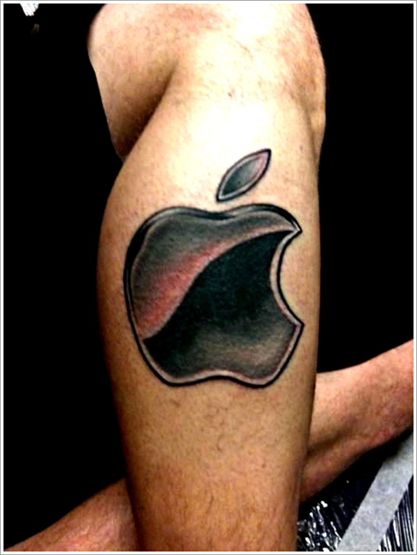 Apple Tattoo Designs 23