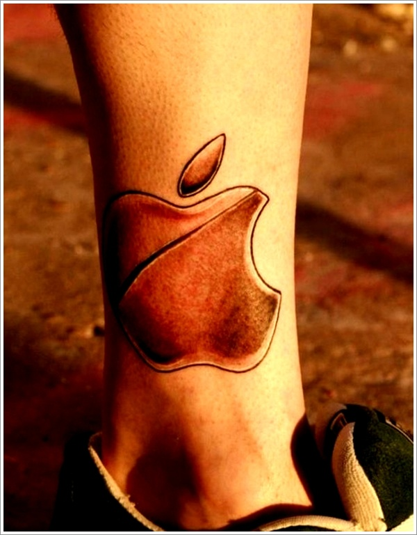 Apple Tattoo Designs 5