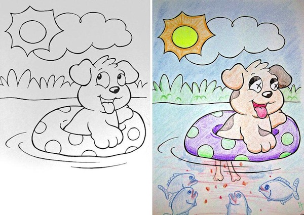 Coloring Book Pages 7