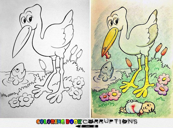 Coloring Book Pages 9